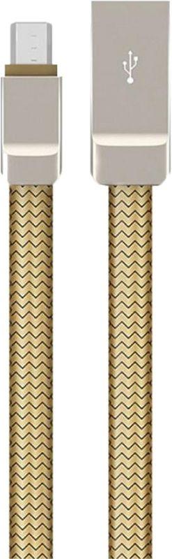 Купить Кабели и переходники, LDNIO LS20 Micro cable 1m Gold