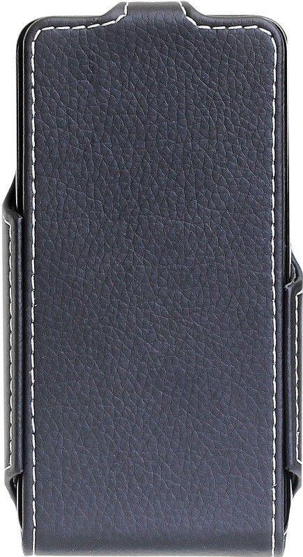 Чехол-флип RedPoint Flip Case для Gigabyte GSmart T4 (Lite Edition) Черний - Фото 1