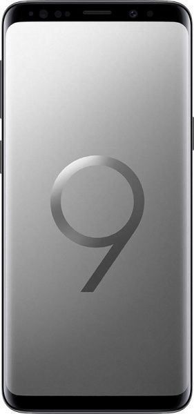 Samsung Galaxy S9 SM-G960 64GB Grey - фото