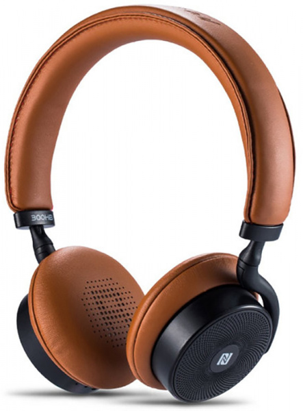 Remax Bluetooth headphone RB-300HB Brown - фото