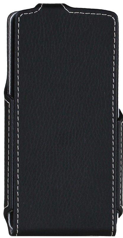 Чехол-флип RedPoint Flip Case для Bravis Next Black - Фото 1