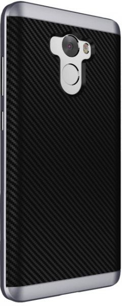 DUZHI Hybrid 2 in 1 Mobile Phone Case Xiaomi Redmi 4 Grey - фото