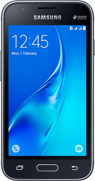 Samsung Galaxy J1 mini J105H/DS Black - фото