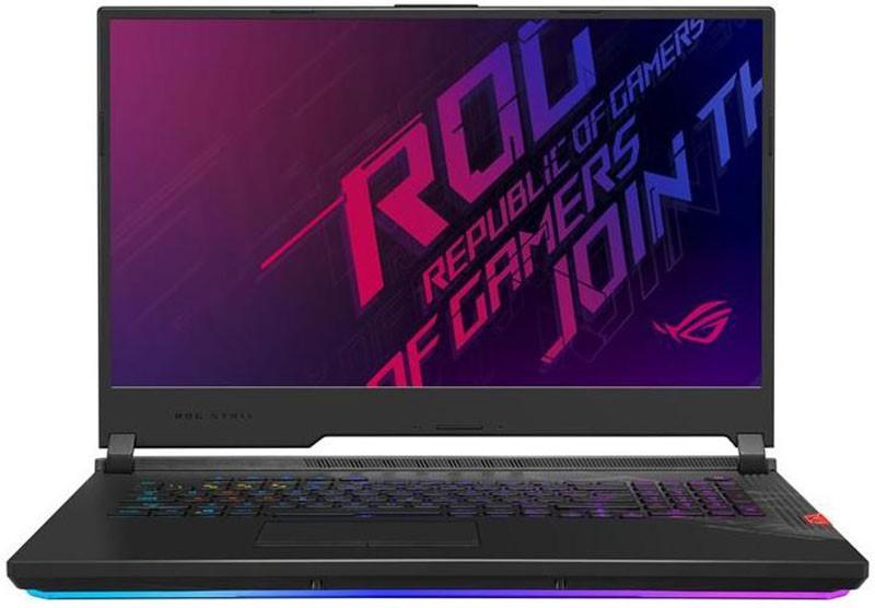 Купить Ноутбуки, Asus ROG Strix Scar G732LV-EV030T (90NR04B2-M00830) Original Black