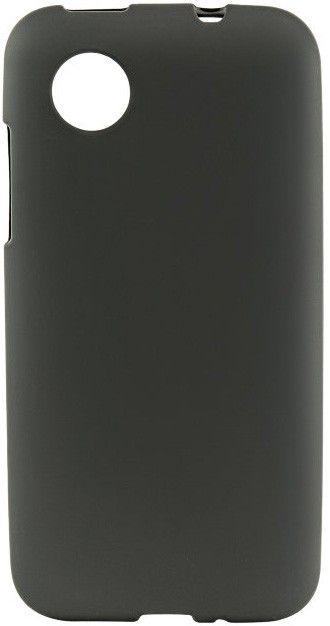 Чехол-накладка Mobiking Silicon Case для Samsung Galaxy A3 A310 2016 Black - Фото 1