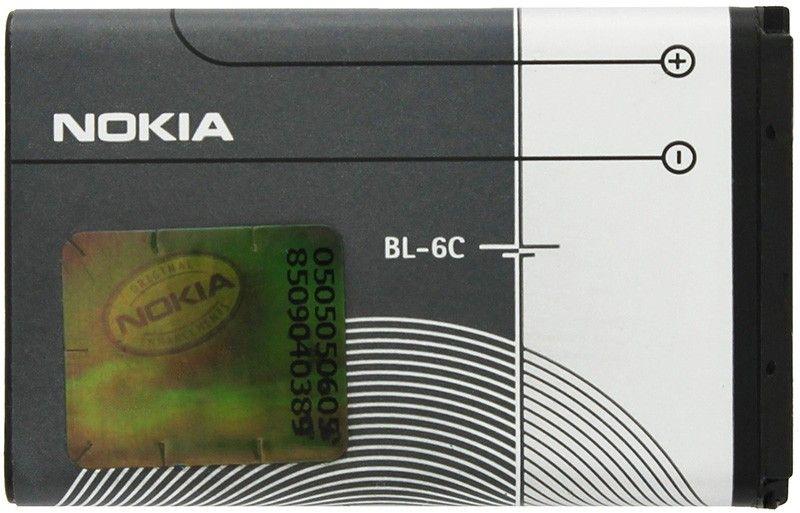 Аккумулятор Nokia (BL-6C) - Фото 1