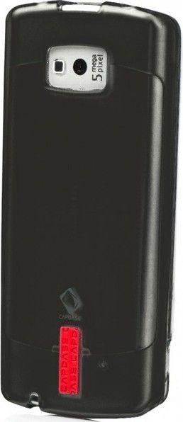 Чехол-накладка Capdase Soft Jacket 2 Xpose для Nokia 700 Black - Фото 1