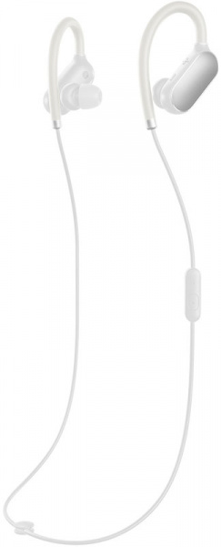Xiaomi Mi Sports Bluetooth Earphone White - фото