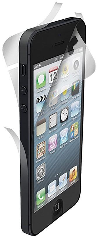 Защитная пленка iBest DPF015AS от царапин для iPhone 5/5S/5C - Фото 1