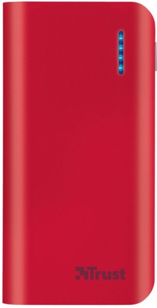 Trust Primo Power Bank 4400mAh Red (21226) - фото