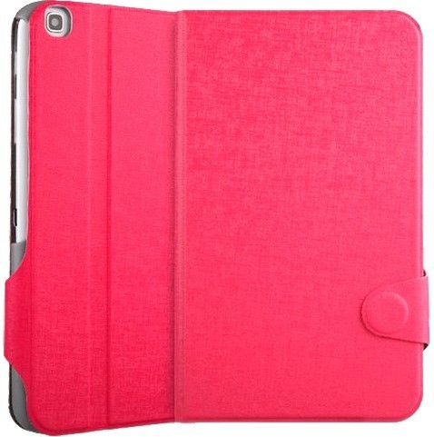 Чехол-книжка Fashion leather case Sams P3200/T210 Tab 3 7.0 rose LCSAMP3200-FRS - Фото 1