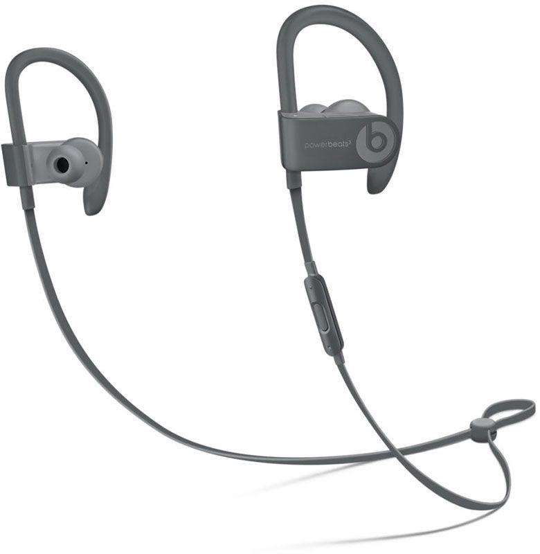 Купить Наушники и гарнитуры, Beats by Dr. Dre Powerbeats 3 Wireless (MPXM2ZM/A) Asphalt Grey