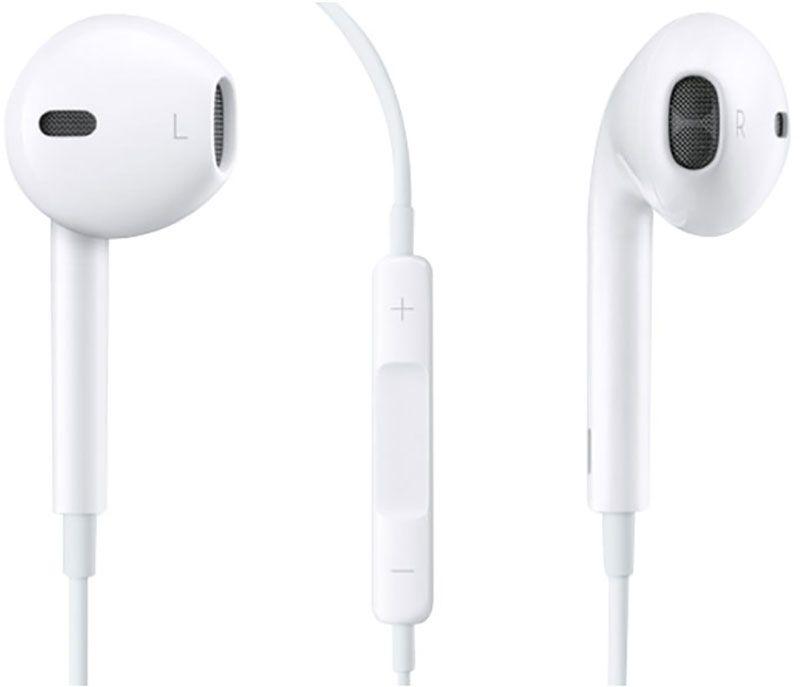 Apple EarPods with Remote and Mic - купить наушники  цены 83f27e3c5c00c