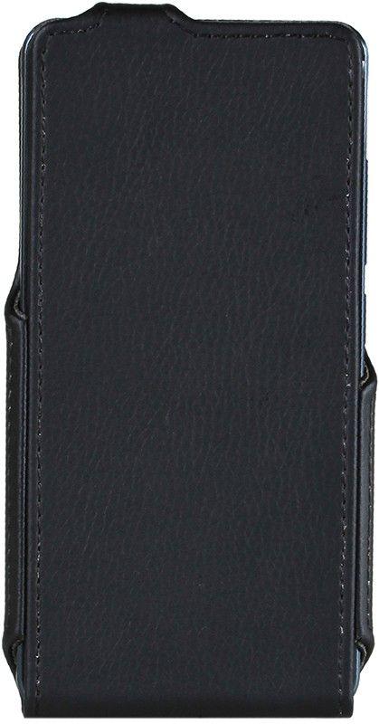 Чехол-флип RedPoint Flip Case для Prestigio MultiPhone 3530 Muze D3/3531 E3 Black - Фото 1