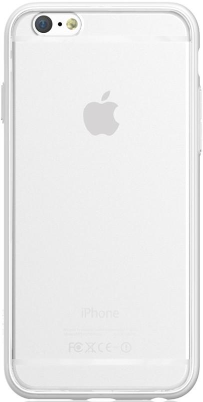 Чехол-накладка Devia Hybrid для iPhone 6 White - Фото 1