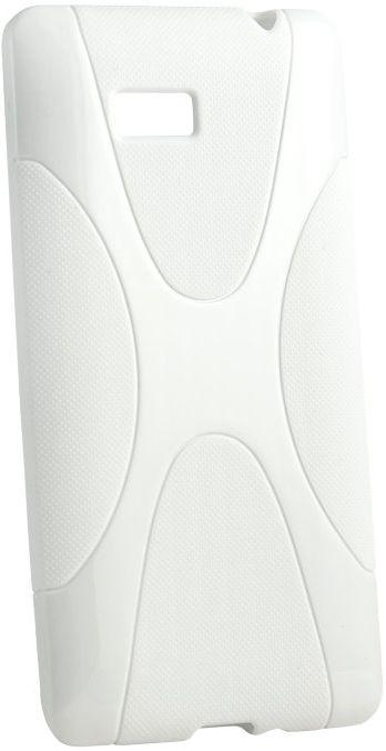 Чехол-накладка New Line X-series Case для Nokia 220 White - Фото 1