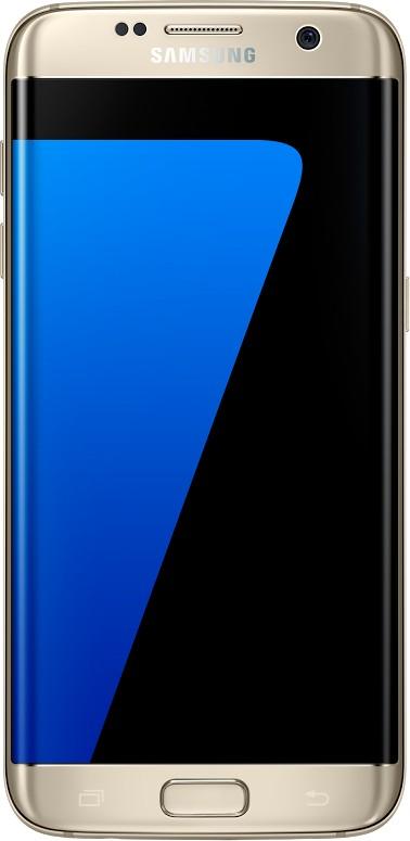 Смартфон Samsung Galaxy S7 Edge G935 32GB Gold - Фото 1