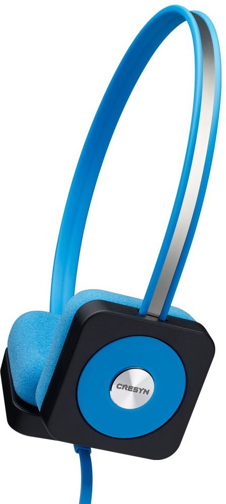 Наушники Cresyn C515H Disc Blue - Фото 1