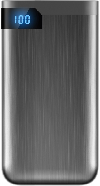 Cager S100 Power Bank 10000 mAh Li-Polimer Silver - фото