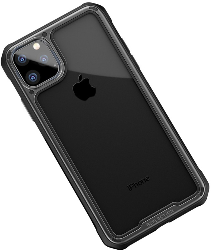 Купить Чехлы для телефонов, Ipaky Mufull Series TPU+PC Case Apple iPhone 11 Pro Max Grey