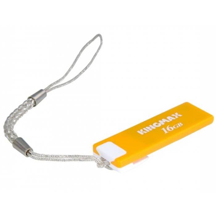 USB Flash Kingmax UI-03 16Gb Orange - Фото 1