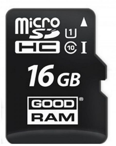 Goodram microSDHC/SDXC class 10 UHS-1 SD adapter 16Gb