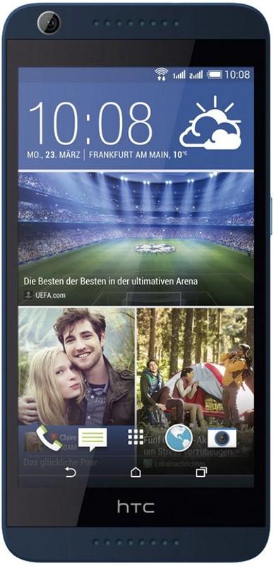 Смартфон HTC Desire 626G DS Blue - Фото 1