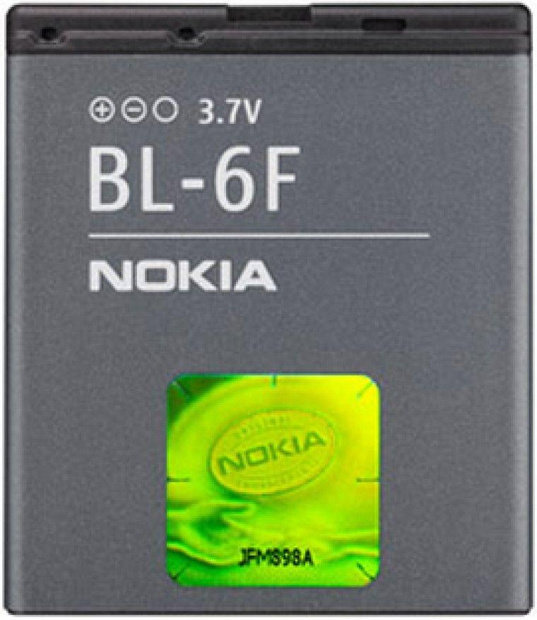 Аккумулятор Nokia (BL-6F) - Фото 1