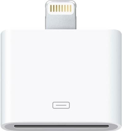 Переходник Apple Lightning to 30-pin (MD823ZM/A) - Фото 1