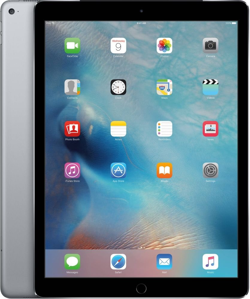 Планшет Apple A1673 iPad Pro 9.7 Wi-Fi 128GB (MLMV2RK/A) Space Gray - Фото 1