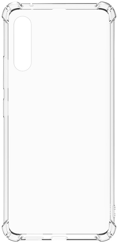 Купить Чехлы для телефонов, TOTO Shockproof TPU 1mm Case Samsung Galaxy A90 5G Transparent