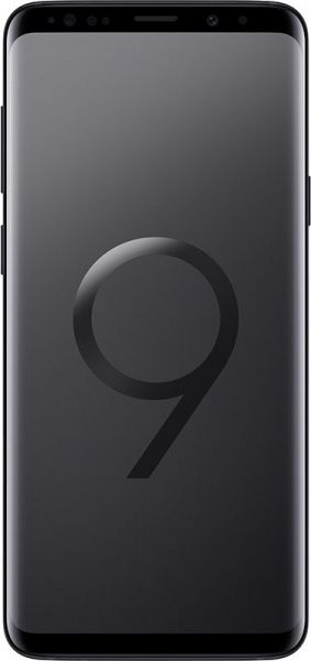 Samsung Galaxy S9+ SM-G965 64GB Black - фото