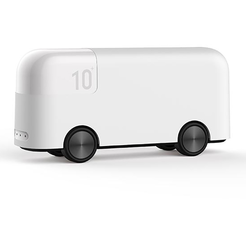 Купить Портативные батареи, Solove London bus Power Bank 10000mAh White