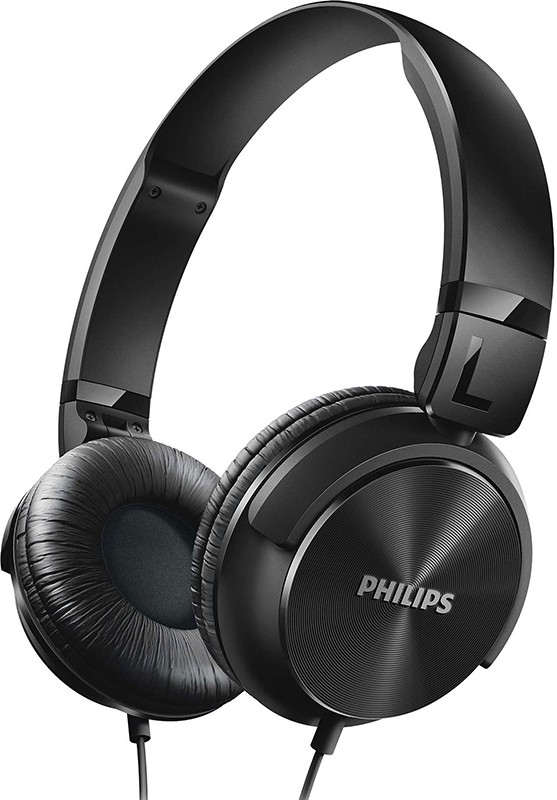 Наушники Philips SHL3060BK/00 Black - Фото 1