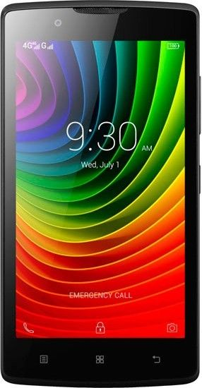 Смартфон Lenovo A2010 Dual Black - Фото 1