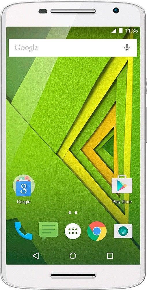 Смартфон Motorola Moto X Play XT1562 16GB DS White - Фото 1