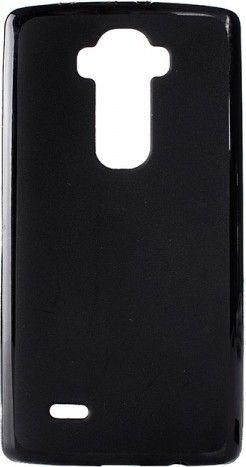 Чехол-накладка Drobak Elastic PU для LG G Flex2 H950 Black - Фото 1