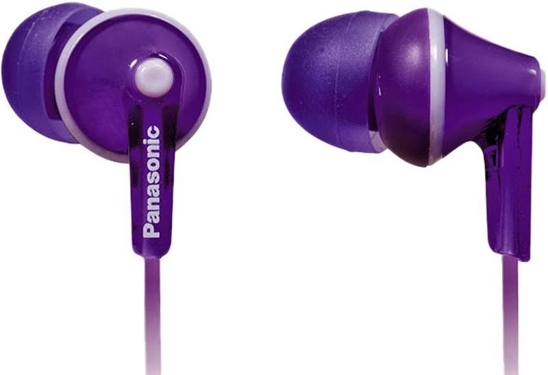 Гарнитура Panasonic RP-TCM125E-V Violet - Фото 1