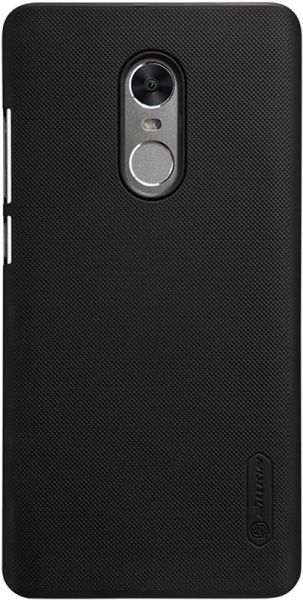 Nillkin Super Frosted Shield Xiaomi Redmi Note 4X Black - фото