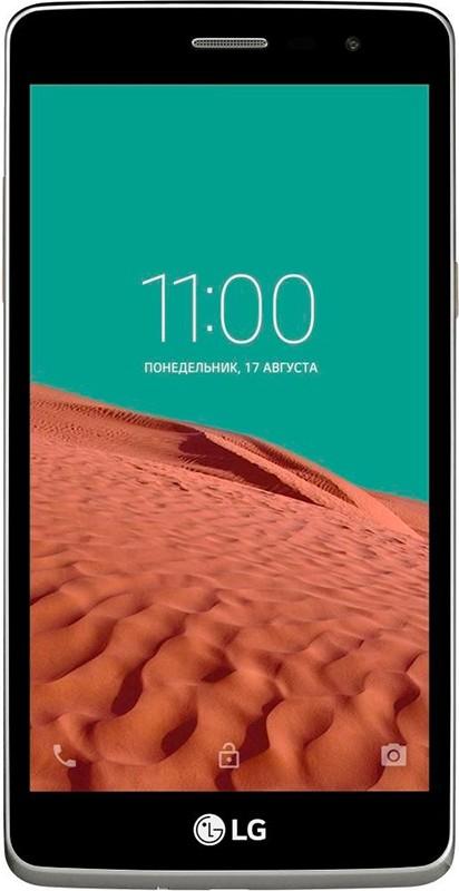Смартфон LG X155 Max Gold - Фото 1