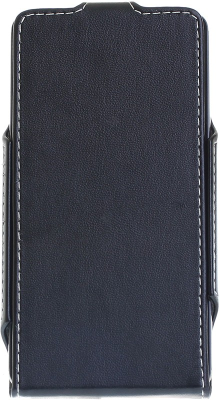 Чехол-флип RedPoint Flip Case для LG L80+ Dual D335/D331 Черный - Фото 1