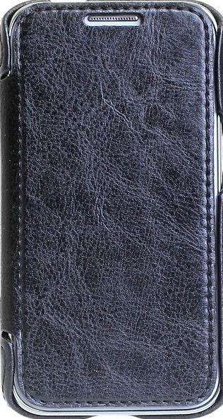 Чехол-книжка RedPoint Fit Book для Samsung G360/G361/G355 Черный - Фото 1