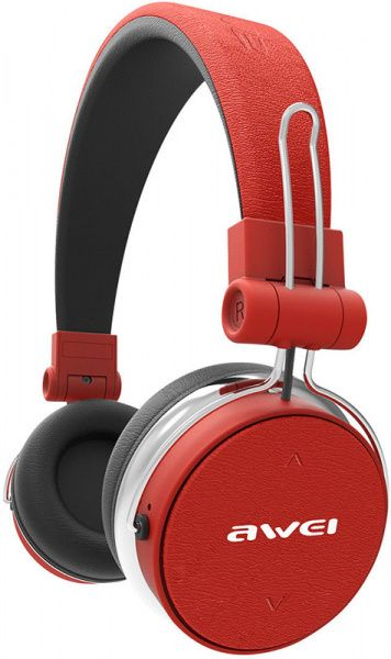AWEI A700BL Black-Red - фото