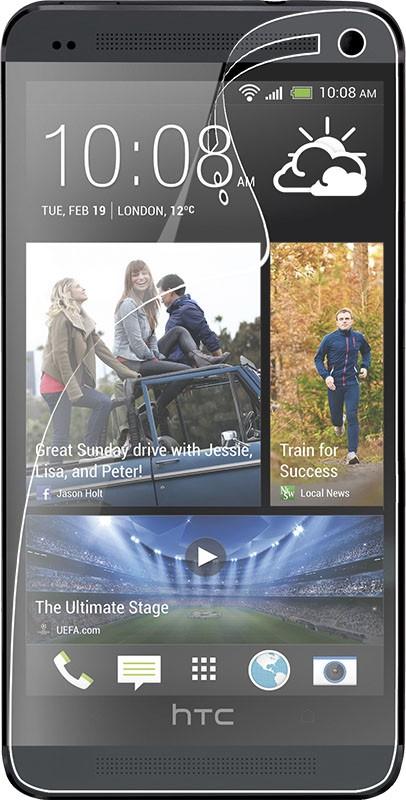 Защитная пленка Umax для HTC One Dual (802w) clear - Фото 1