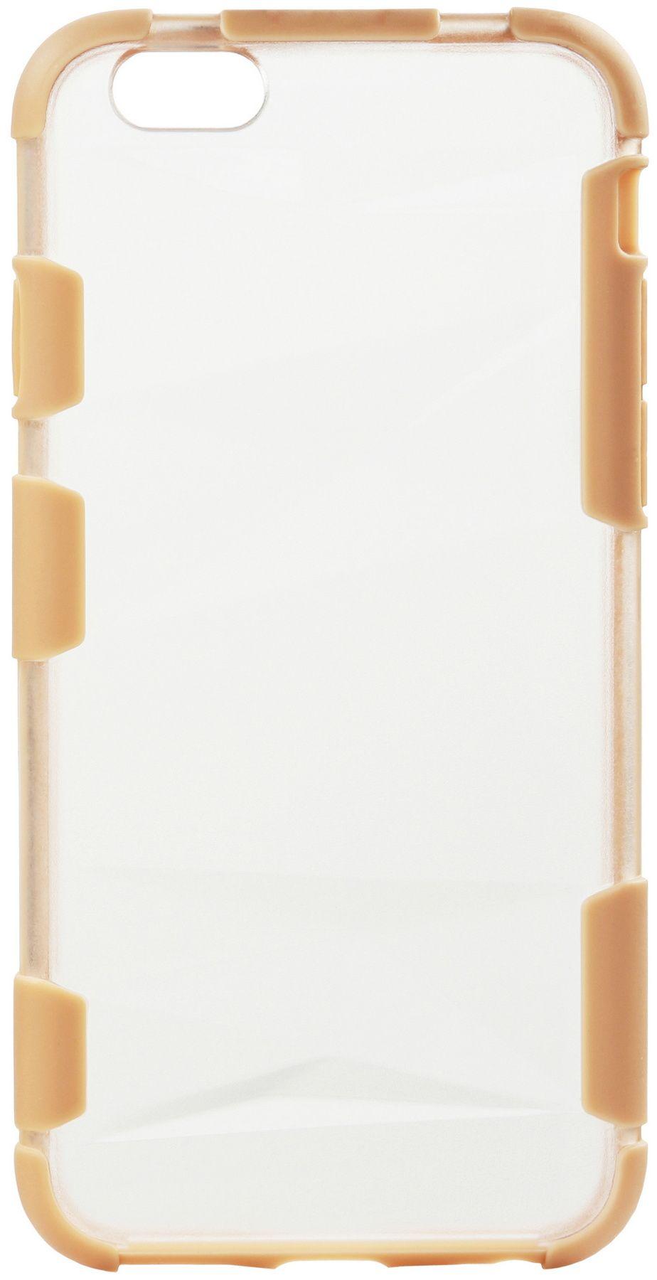 Купить Чехлы для телефонов, TOTO TPU+PC+PU case iPhone 6/6s Gold
