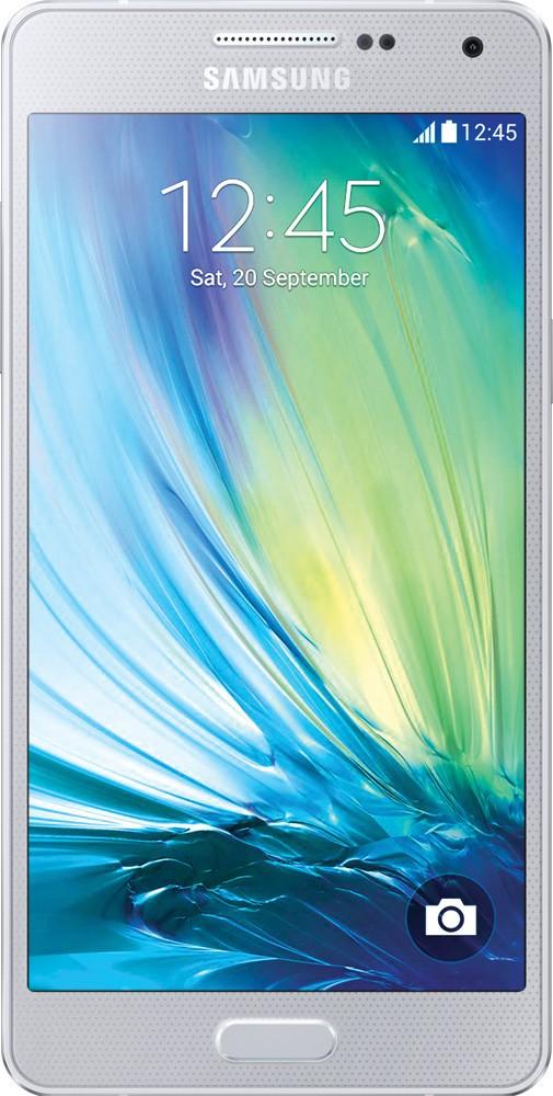 Смартфон Samsung Galaxy A5 A500H/DS Silver - Фото 1