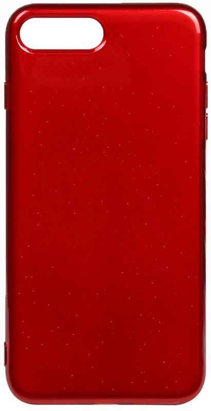 Чехлы для телефонов, TOTO Mirror TPU 2mm Case Apple iPhone 7 Plus/8 Plus Red  - купить со скидкой
