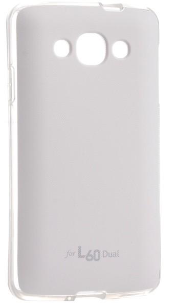 Чехол-накладка VOIA Jell Skin для LG Optimus L60 Dual X135/X145/X147 Black - Фото 1