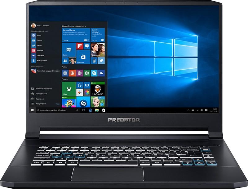 Acer Predator Triton 500 PT515-51 (NH.Q50EU.015) Black