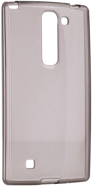 Чехол-накладка VOIA Transparent Jelly Case LG Magna CY90 Smoky - Фото 1